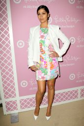 Camila Alves – Lilly Pulitzer For Target Launch Event in New York City, April 2015