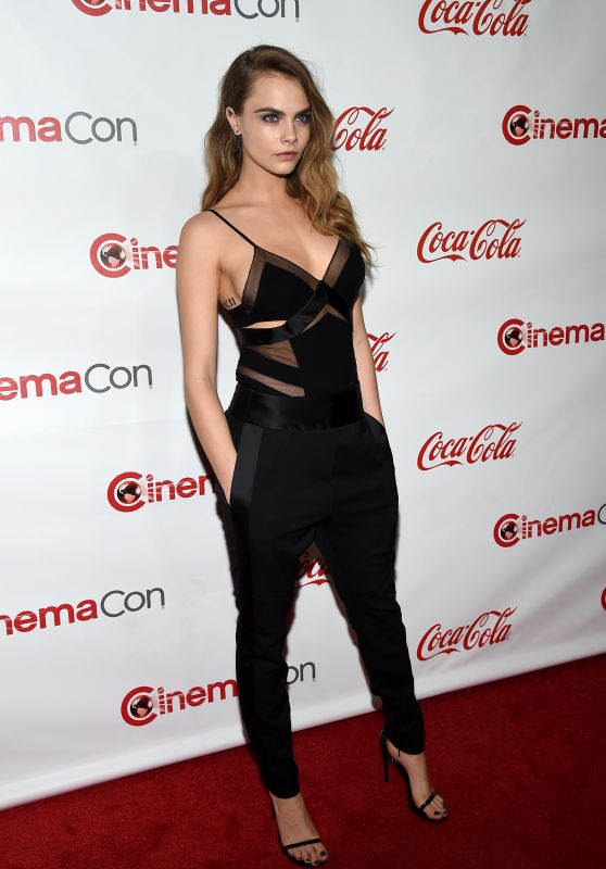 Cara Delevingne – 2015 CinemaCon Big Screen Achievement Awards in Vegas