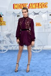 Cara Delevingne – 2015 MTV Movie Awards in Los Angeles
