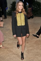 Cara Delevingne – Burberry's London in Los Angeles Party in Los Angeles, April 2015