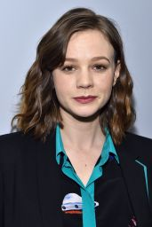 Carey Mulligan - Tony Awards Meet The Nominees Press Reception in NYC, April 2015