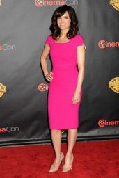 Carla Gugino - 2015 CinemaCon Warner Bros Presents
