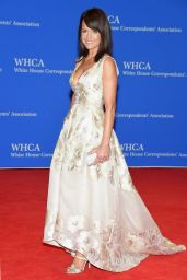 Carla Gugino – 2015 White House Correspondents Dinner in Washington, DC