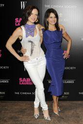 Carla Gugino - Sony Pictures Classics Saint Laurent Screening in New York City