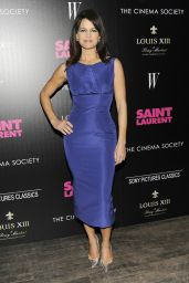 Carla Gugino - Sony Pictures Classics Saint Laurent Screening in New York City