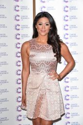Casey Batchelor - Jog On To Cancer event in London, April 2015