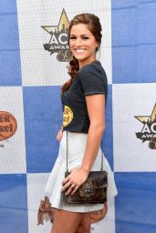 Cassadee Pope - Cracker Barrel Old Country Store Checkers Challenge in Arlington, April 2015