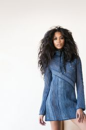 Chanel Iman - Malibu Magazine April 2015 Issue