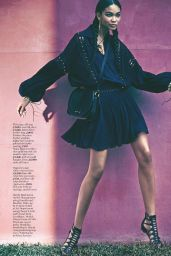 Chanel Iman - Marie Claire Magazine (UK) May 2015 Issue