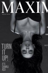 Charli XCX - Maxim Magazine (Usa) - May 2015 Issue