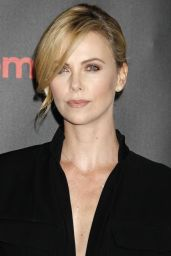 Charlize Theron - WB 2015 Cinemacon Press Line in Las Vegas
