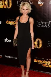 Chelsea Kane - Dancing With The Stars 10th Anniversary in West Hollywood