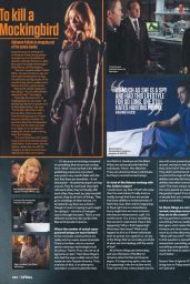 Chloe Bennett & Adrianna Palicki - Sci Fi Now Magazine Issue 105