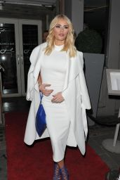 Chloe Sims - The Only Way Is Essex Wrap Party in Soho, April 2015