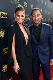 Chrissy Teigen – 2015 Daytime Emmy Awards in Burbank