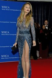 Chrissy Teigen – 2015 White House Correspondents Dinner in Washington, DC