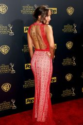 Christel Khalil – 2015 Daytime Emmy Awards in Burbank