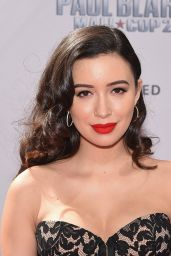 Christian Serratos – 'Paul Blart Mall Cop 2′ Premiere in New York City