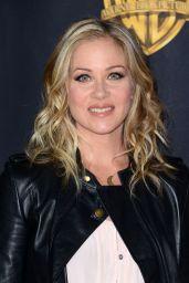 Christina Applegate – WB 2015 Cinemacon Press Line in Las Vegas