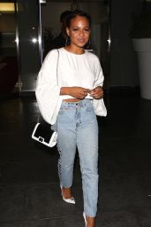 Christina Milian Style - at the Red Dragon in Beverly Hills, April 2015