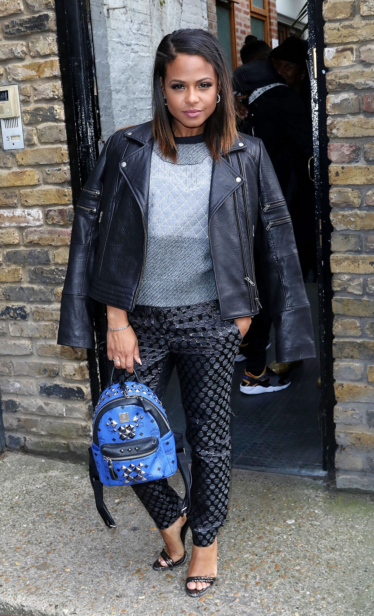 Christina Milian Style Out In London April 2015