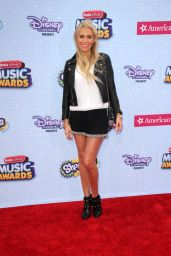 Claudine Palmer – 2015 Radio Disney Music Awards in Los Angeles