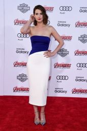 Cobie Smulders – Avengers: Age Of Ultron Premiere in Hollywood