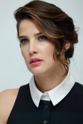 Cobie Smulders - Avengers: Age Of Ultron Press Conference in Burbank