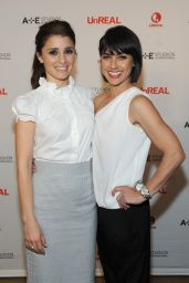 Constance Zimmer - UnREAL International Press Event in NYC, April 2015
