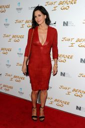 Courteney Cox - Just Before I Go Premiere in Hollywood