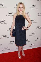 Dakota Fanning - 2015 IWC Schaffhausen