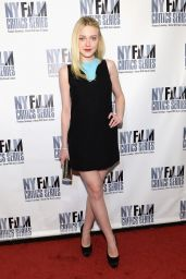 Dakota Fanning - Every Secret Thing Premiere at New York Film Critic Series