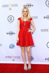 Dakota Fanning - FRANNY Pre-TFF Cast Dinner at Supper Suite by STK With Dobel Tequila and Blue Moon