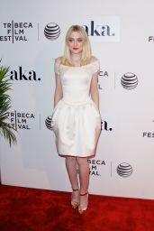 Dakota Fanning - Franny Premiere in New York City