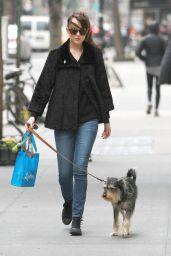 Dakota Johnson - Out NYC, April 2015