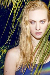 Deborah Ann Woll - Nylon Magazine April/May 2015 Issue