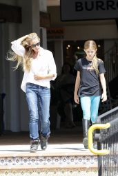 Denise Richards - Out in Malibu, April 2015