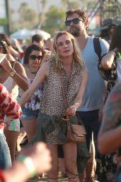 Diane Kruger - Coachella Music & Arts Festival 2015