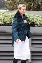 Diane Kruger - On Set of a Chanel Photoshoot in Los Angeles, April 2015