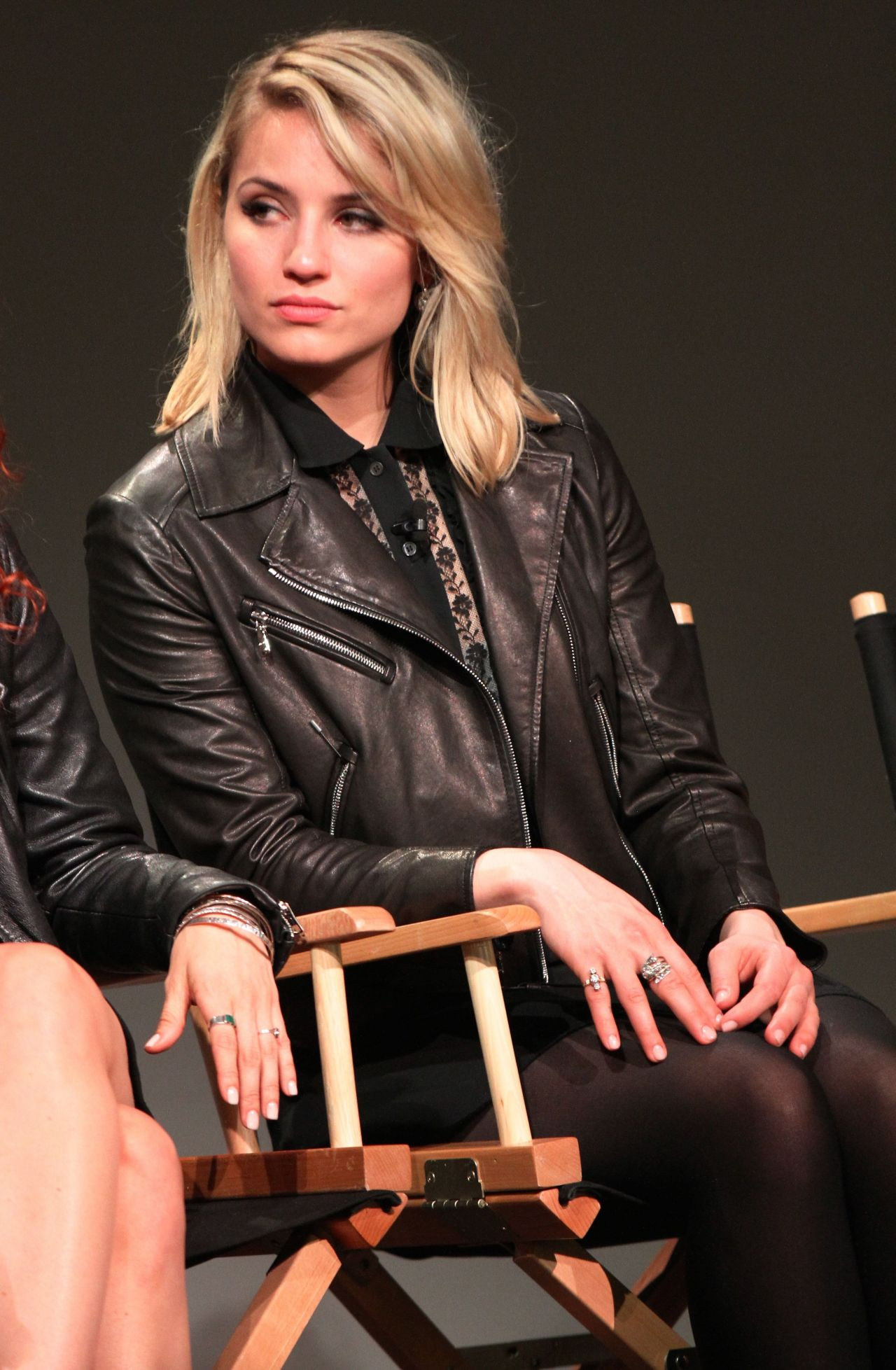Dianna Agron - Apple Store Soho Presents Tribeca Film ...