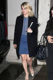 Dianna Agron - Out in New York City, April 2015