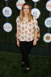 Drew Barrymore - Safe Kids Day Event in Los Angeles, April 2015
