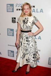 Elisabeth Moss - 2015 Chaplin Award Gala in New York City