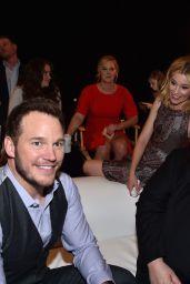 Elizabeth Banks - Universal Pictures Presentation at Cinemacon in Vegas, April 2015