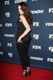 Elizabeth Gillies - 2015 FX Bowling Party in New York City