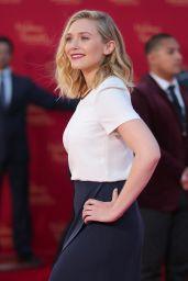 Elizabeth Olsen – Avengers: Age Of Ultron Premiere in Hollywood