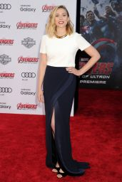 Elizabeth Olsen – Avengers: Age Of Ultron Premiere in Hollywood