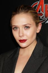 Elizabeth Olsen - Avengers: Age Of Ultron Screening in New York City