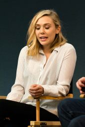 Elizabeth Olsen - Meet the Filmmakers
