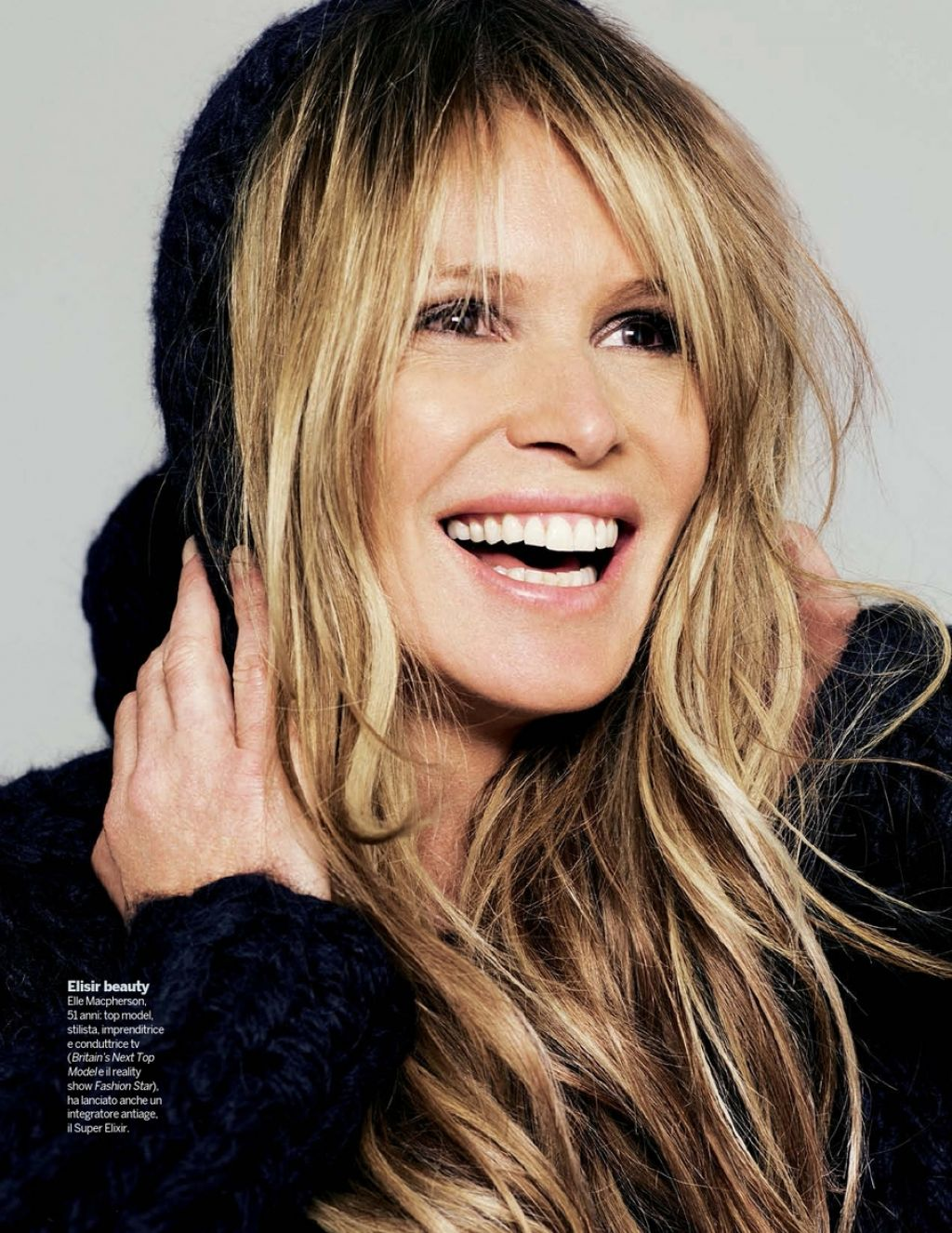 elle macpherson latest photos celebmafia On the elle